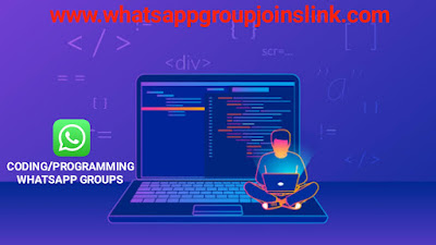 Coding WhatsApp Group Joins Link