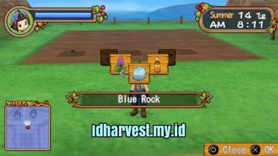 Cara Mendapatkan Blue Rock di Harvest Moon: Hero of Leaf Valley