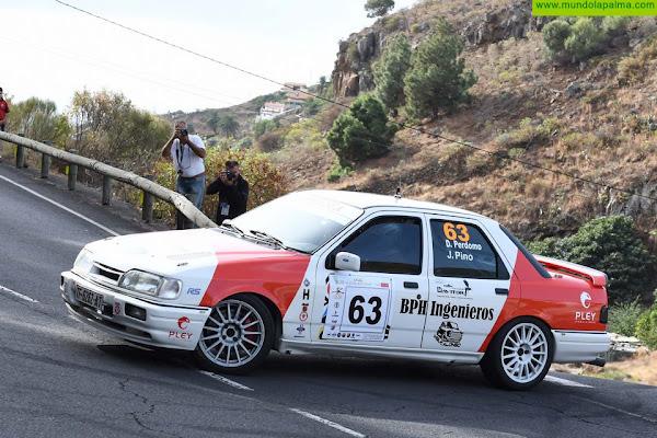Con la Subida San Isidro comienza el nuevo campeonato de La Palma de Montaña
