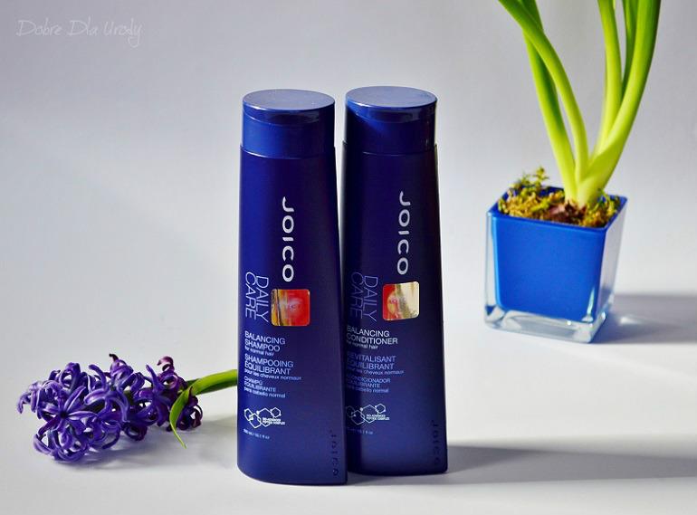 Joico Daily Care Balancing szampon i odżywka - optymalne nawilżenie i pielęgnacja każdego typu włosów