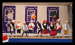 Actuación Infantil 3 años