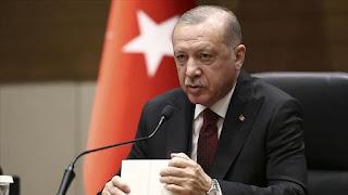 أردوغان: إذا لم ينسحب النظام السوري إلى خلف نقاط المراقبة التركية خلال شهر فسنجبره على ذلك
