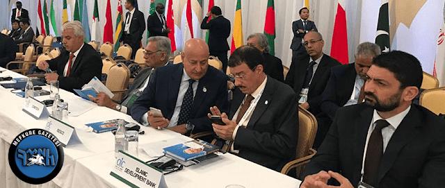 Bakan Sunat Atun Bilim ve Teknoloji Zirvesi için Kazakistan'da