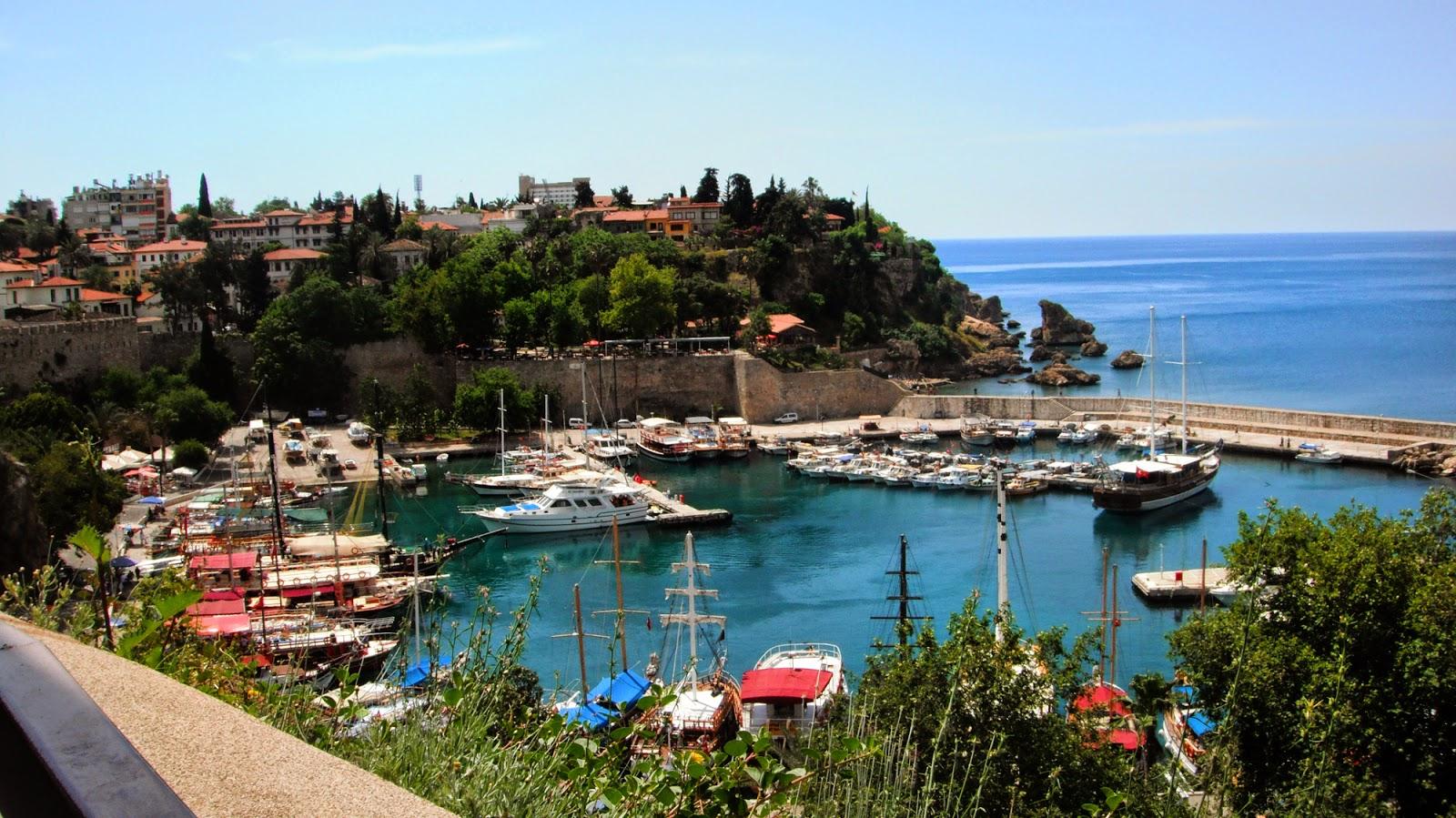 مدينة انطاليا التركية بالصور