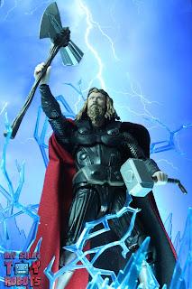 S.H. Figuarts Thor Endgame 02