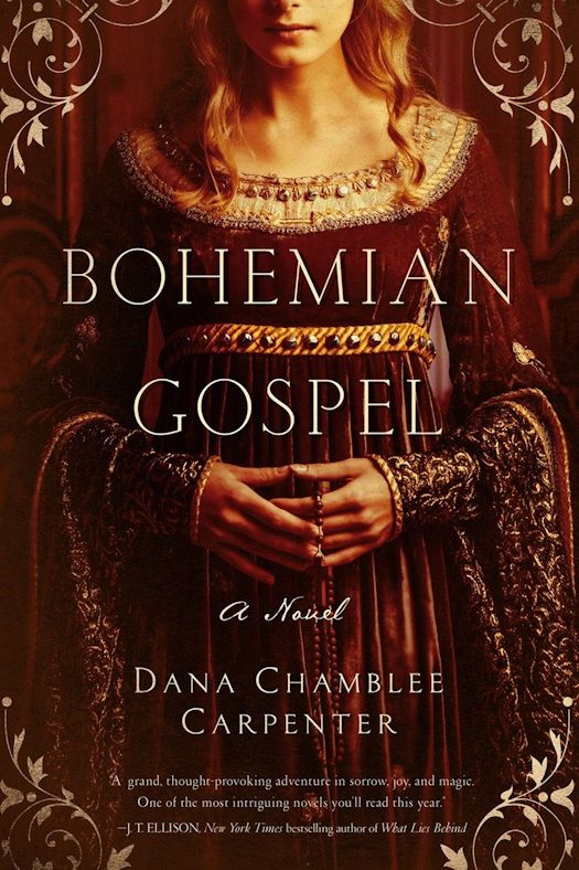 Review: Bohemian Gospel by Dana Chamblee Carpenter