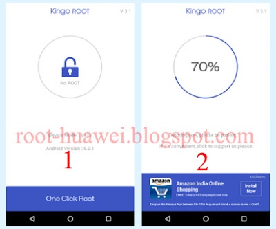 How to root Huawei Honor 4C without PC