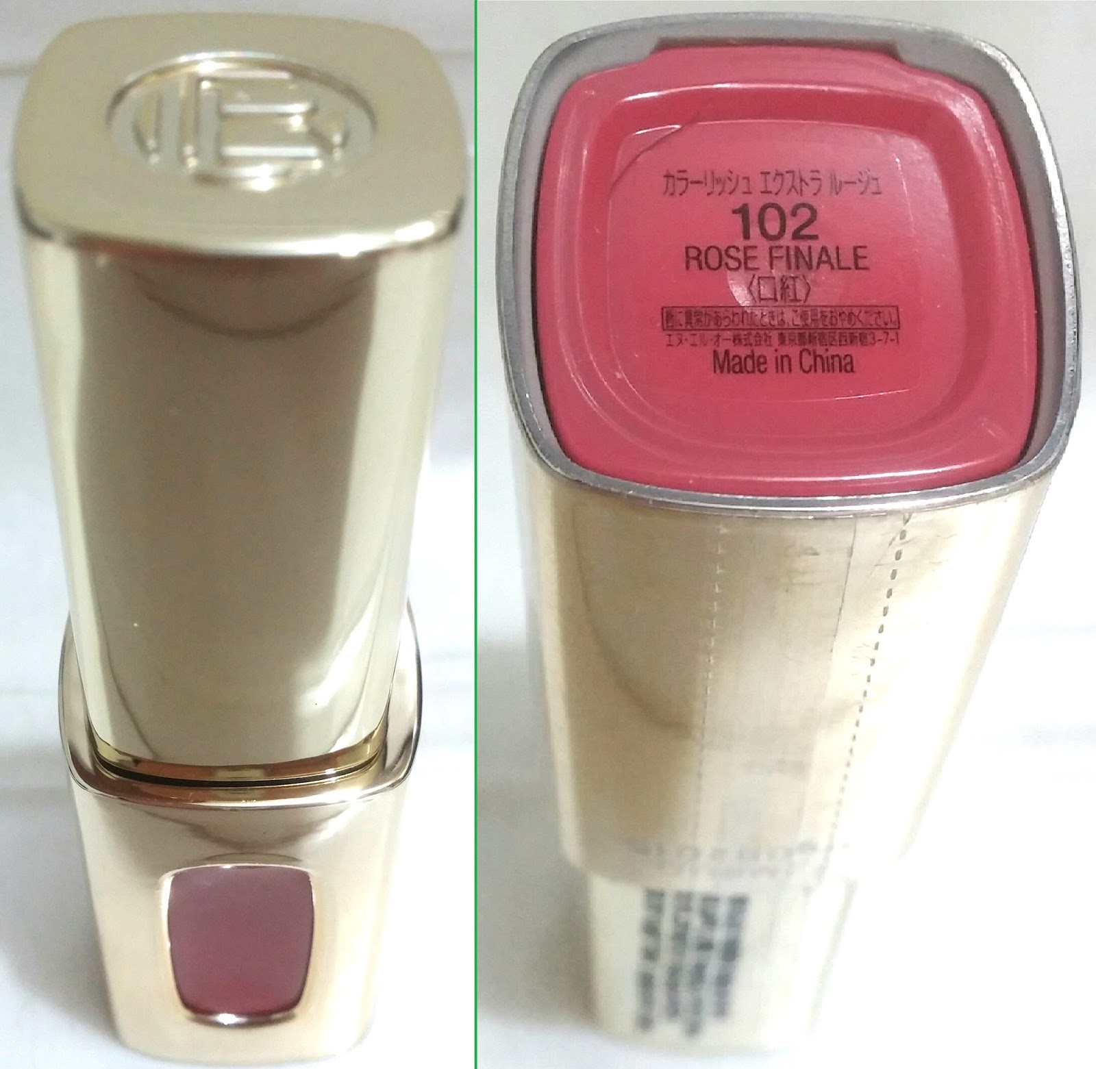 Loreal color caresse by color rich lipstick - While Traditional Lipsticks Use Waxes That Can Dull Colour Oils Infuse With Colour Pigments To Reveal Their Full Richness And Reflect Light For