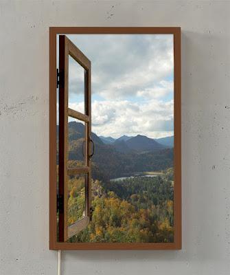 Atmoph Window Smart Display