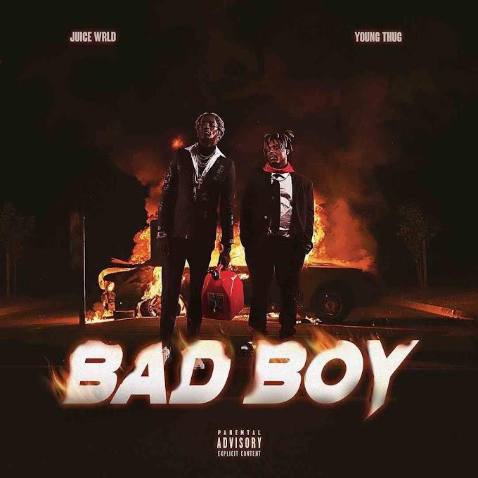 [Music] Juice WRLD - 'Bad Boy' ft. Young Thug