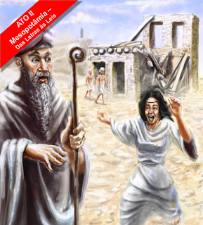 MESOPOTAMIA – From symbols to laws - Youth Theater Book