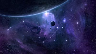 HD Wallpaper Nebula Space Universe Art