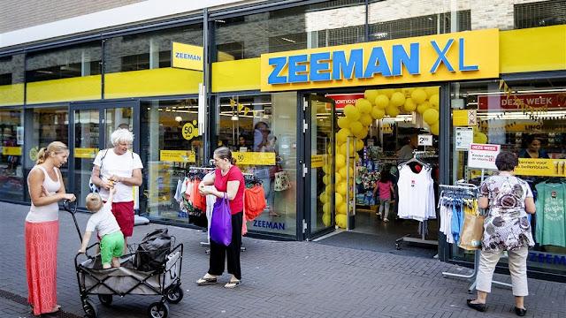 """سلسلة متاجر """"زيمان"""" ترغب بإغلاق عشرات المتاجر في أنحاء هولندا"""