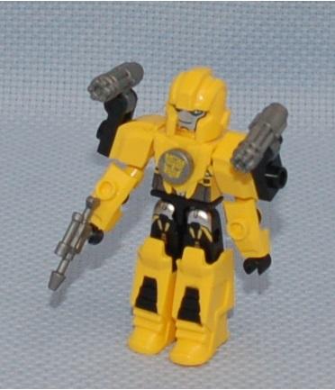 The Mobile Frame Garage Purity Kre O B5709 Armor Up Bumblebee