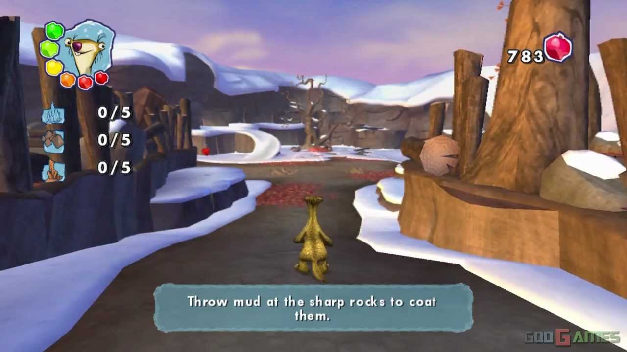 Ps2 Ice age Iso