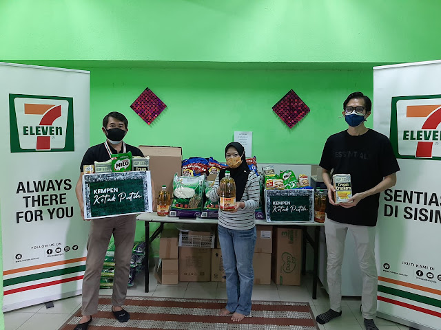 7-Eleven's Kotak Putih Campaign To Channel Contributions To Those In Need