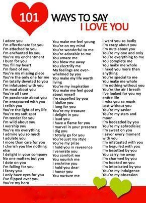 101-ways-to-say-I-Love-You