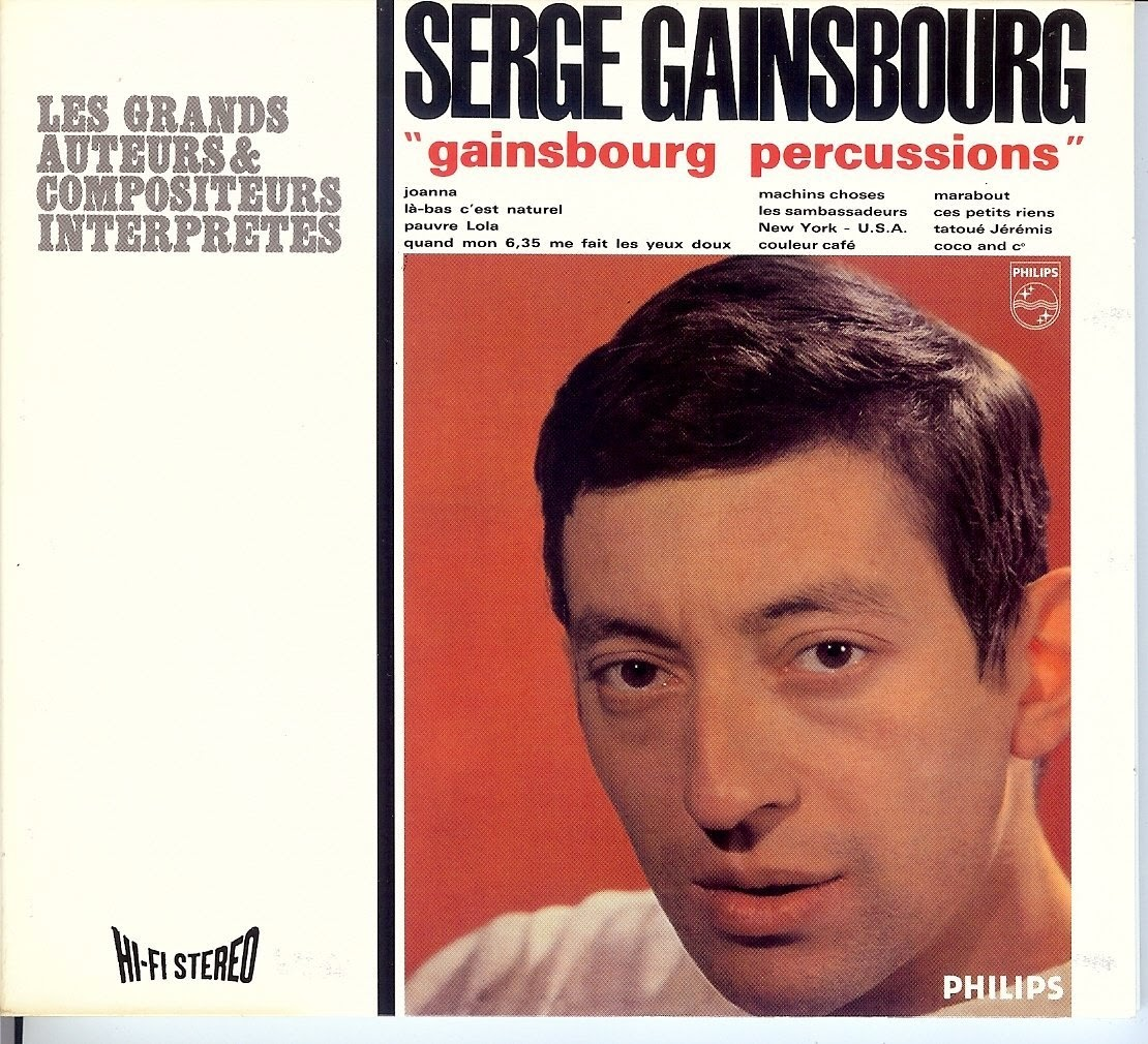 Serge Gainsbourg - Gainsbourg Persuccions 1964