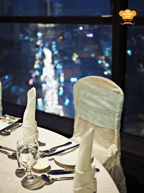 Vegetarian Fine Dining Samplings On The Fourteen Restaurant Berjaya Times Square Hotel Kuala Lumpur