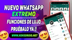 ⭐BE WHATSAPP PLUS ULTIMA VERSIÓN BASE ACTUALIZADA