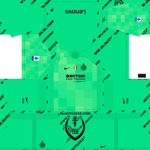 inter milan Kits 2021-2022 nike - Dream League Soccer 19 Kits (Home goalkeeper)
