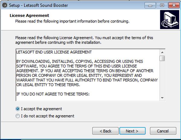 Hướng dẫn cài đặt Sound Booster chi tiết bằng hình ảnh c