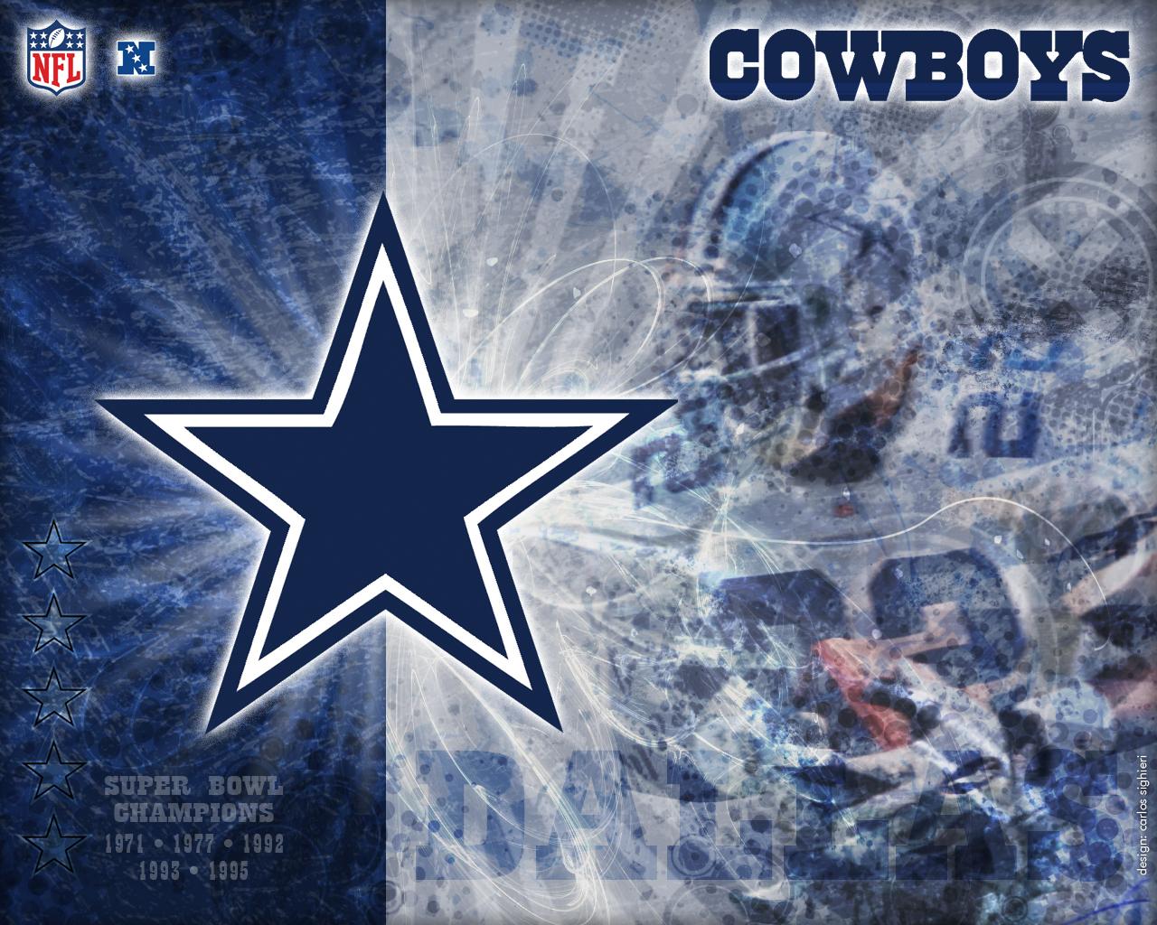 History of All Logos: All Dallas Cowboys Logos