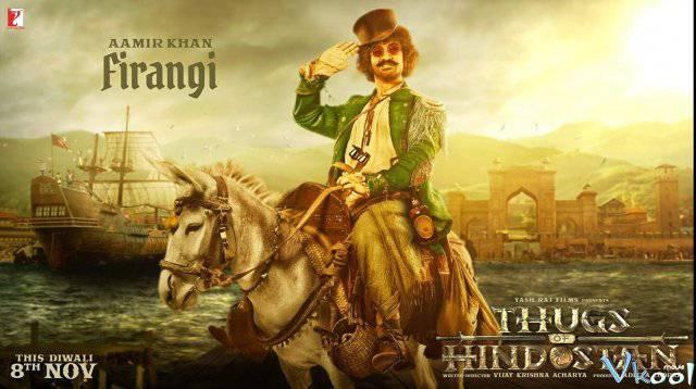 Xem phim Kẻ Cướp Vùng Hindostan - Thugs of Hindostan