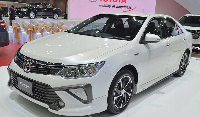 all new camry 2017 indonesia grand avanza veloz 1.5 putih harga toyota daftar