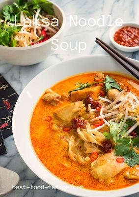 Laksa Noodle Soup Recipes
