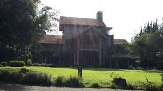 Villa Wanadri Untuk Gathering meeting Dan Pesta