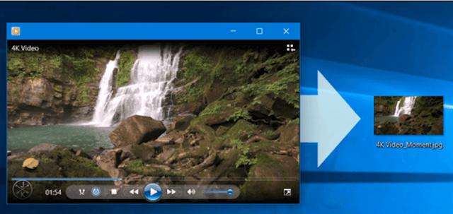 كيفية إستخراج الصور من الفيديو بجودة عالية بدون برامج