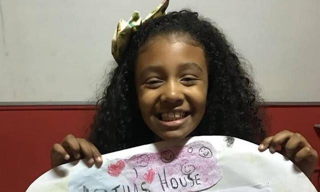 Ágatha Felix, criança de 8 anos morta por bala perdida no RJ