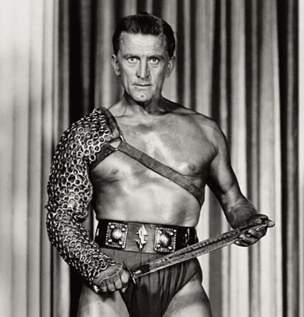 Kirk Douglas's bio, carrier. The legendary actor left his mark on the cinema as cowboy, gangster, soldier in the trenches, professional assassin, revolutionary slave, and even in the skin of Vincent van Gogh.