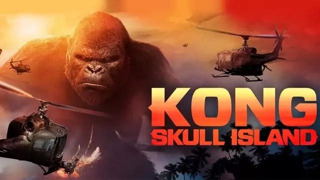 Kong: Skull Island  Movies HD Image Poster