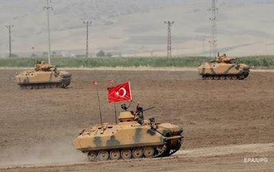 Туреччина призупинить операцію в Сирії
