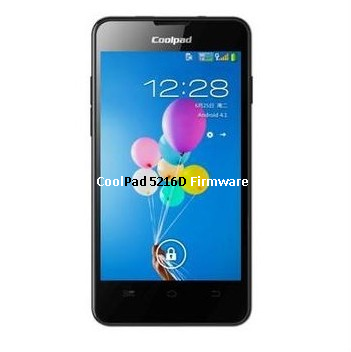 CoolPad 5216D Firmware