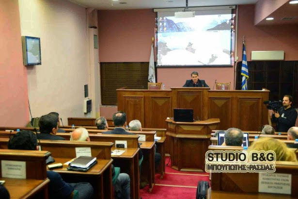 Συνεδριάζει το Δημοτικό Συμβούλιο Άργους Μυκηνών στις 30 Οκτωβρίου 2017