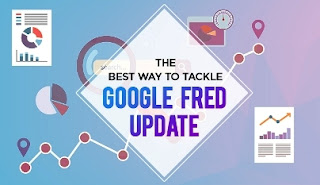 Google gres menunjukkan konfirmasi algoritma terbaru Fred Update pada  Tips Mengatasi Algoritma Terbaru Google: Fred Update