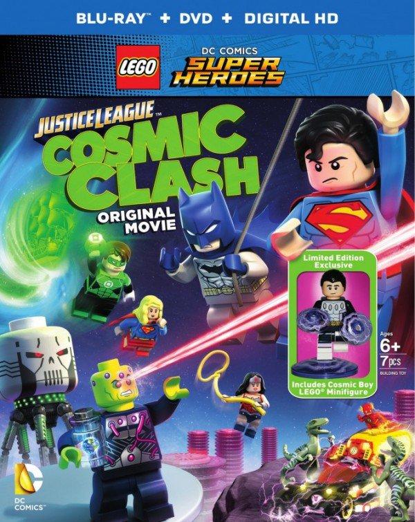 Lego DC Comics Super Heroes: Justice League: Cosmic Clash จัสติซ ลีก: ถล่มแผนยึดจักรวาล [HD][พากย์ไทย]