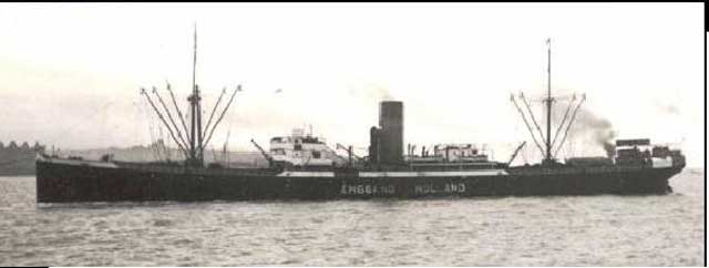 Dutch freighter Enggano, sunk on 4 March 1942, worldwartwo.filminspector.com