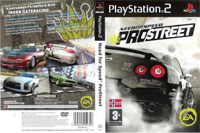 Descargar Need for Speed - ProStreet para PlayStation 2 en formato ISO región NTSC y PAL en Español Multilenguaje Enlace directo sin torrent. Need for Speed - ProStreet un título de la saga de videojuegos de carreras Need for Speed. Fue oficialmente anunciado el 14 de noviembre de 2007.