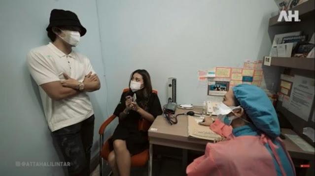 Terbongkar! Baru Lamaran, Aurel Hermansyah Ajak Atta ke Dokter Kandungan