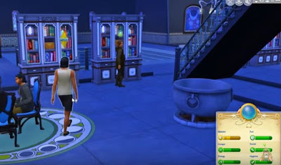 Learn New Spells, Learn New Potions, Sims 4, Realm of Magic, TS4 RoM