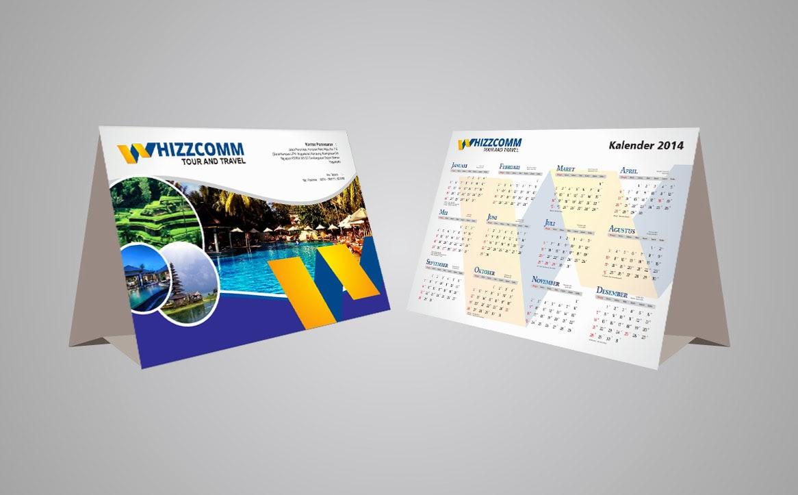 Tren Gaya 52+ Jasa Desain Kalender Jogja