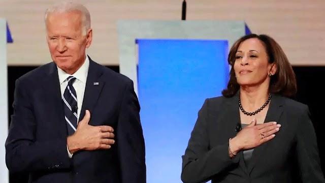 "Now is the time to test ""President Joe Biden"