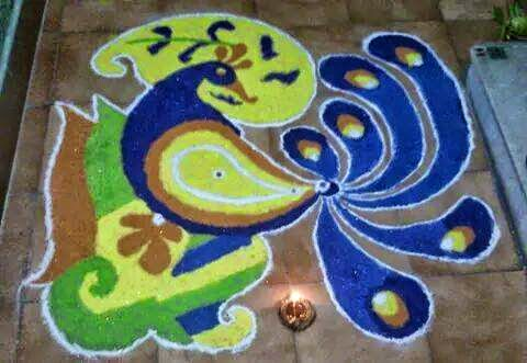 Rangoli Diwali Collection 2014 6
