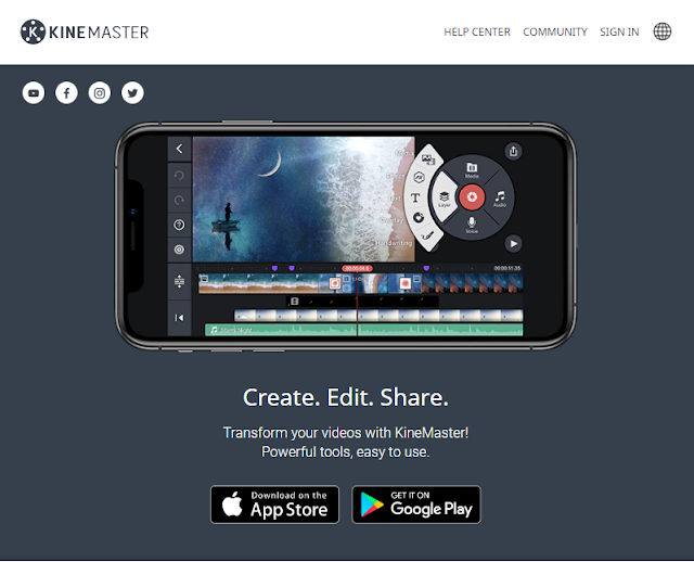 Download Kinemaster video editor for free 2020 | Richoverload