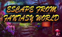 Top10NewGames - Top10 Escape from Fantasy World