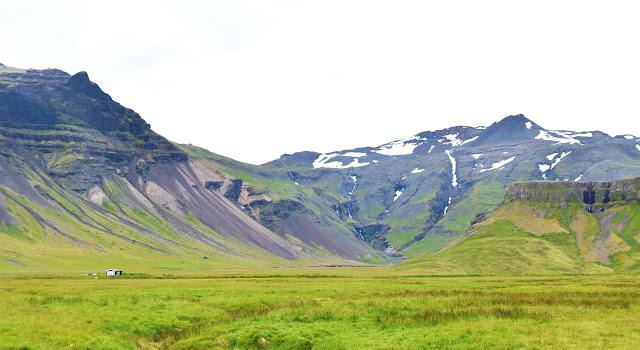 Península de Snaefellsnes en Islandia